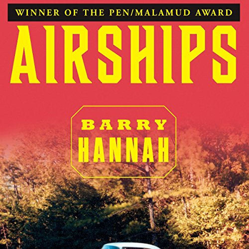 Airships audiobook cover art