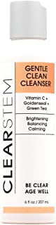 GENTLEclean - Vitamin Infused Skin Cleanser, Makeup & Oil Remover, Safe for All Skin Types, Non-toxic & Environment-friend...