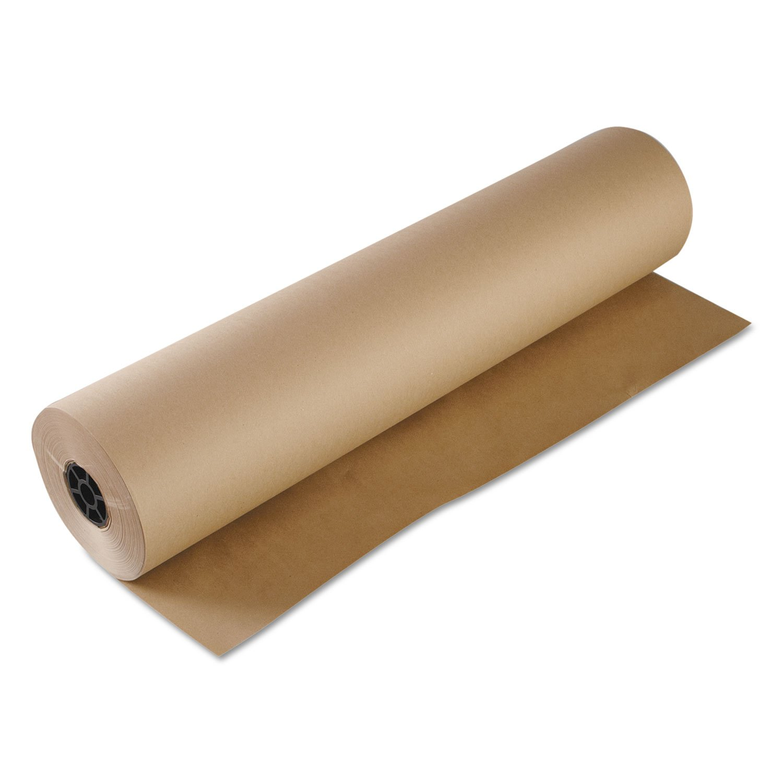 Boardwalk K36301000 Direct sale of manufacturer Regular store Kraft Paper 36 in Brown x 000 ft 1