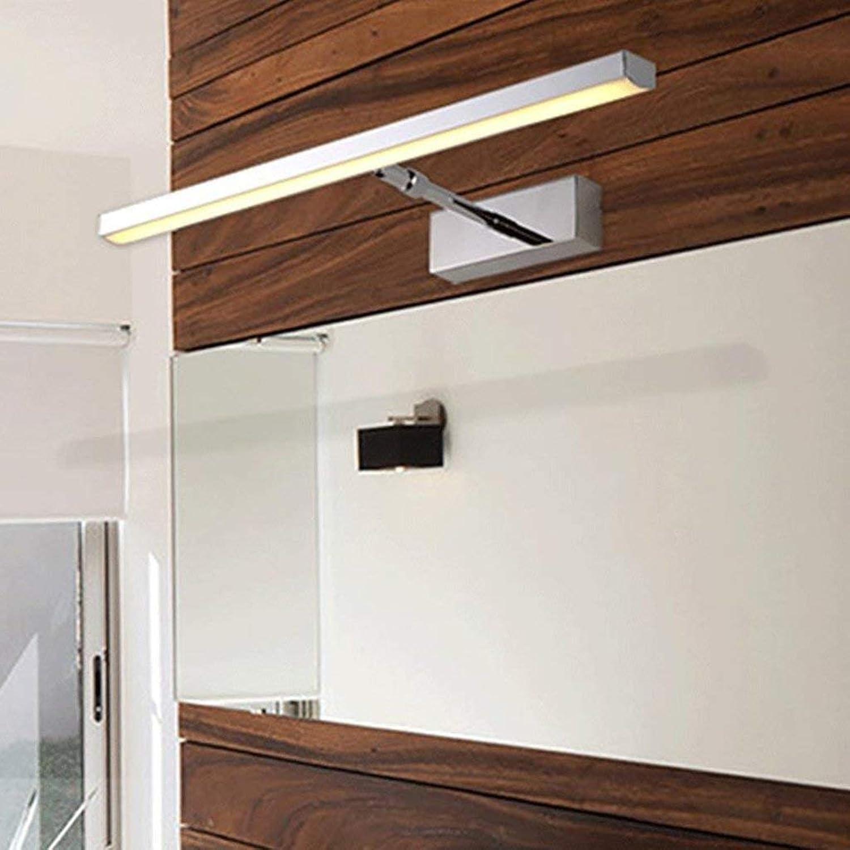 GSZHY Wandleuchte Waschbecken LED Beleuchtung Spiegel vor Dem Licht, Moderne Lightof Waschbecken Spiegel Einstellbare Licht.