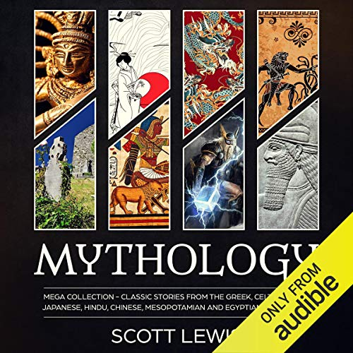 Couverture de Mythology: Mega Collection