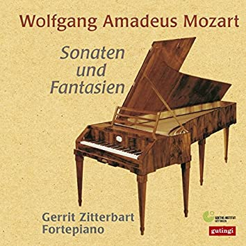 Wolfgang Amadeus Mozart: Sonatas and Fantasies