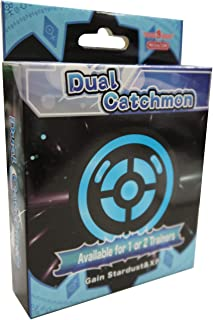 Mcbazel MEGACOM Pocket Dual Catchmon Auto Catching Collecting Items for Pokemon Go with Smart Phone iOS 11 Android 7.0 - Black