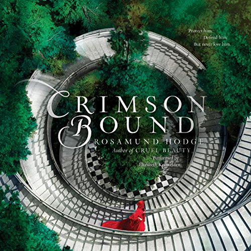 Crimson Bound audiobook cover art