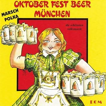 Oktober Fest Beer München