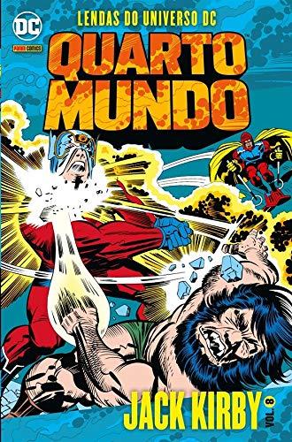 Quarto Mundo por Jack Kirby- Vol. 08: Lendas do Universo DC