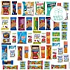Healthy Snack Box Variety Pack (50 Count) Gift Basket - College Student Care Package, Natural Food Bars Nut Fruit, Nutritious Chips - Ultimate Birthday Treat for Women, Men, Adults, Teens, Kids #5