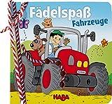 Fädelbuch - Fädelspaß: Fahrzeuge