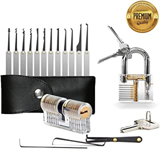 Amazon com: lock picking set: Tools & Home Improvement