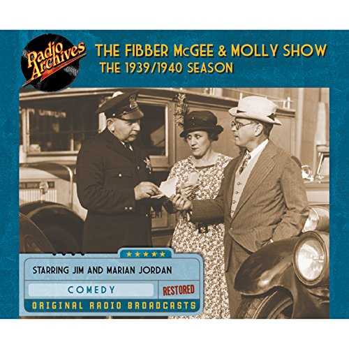 Fibber McGee and Molly Show: The 1939/1940 Season cover art