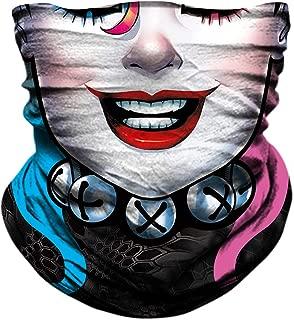 half face scarf