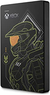 Seagate Game Drive for Xbox Halo - Master Chief LE 2TB External Hard Drive Portable HDD - USB 3.2 Gen 1 Designed for Xbox ...