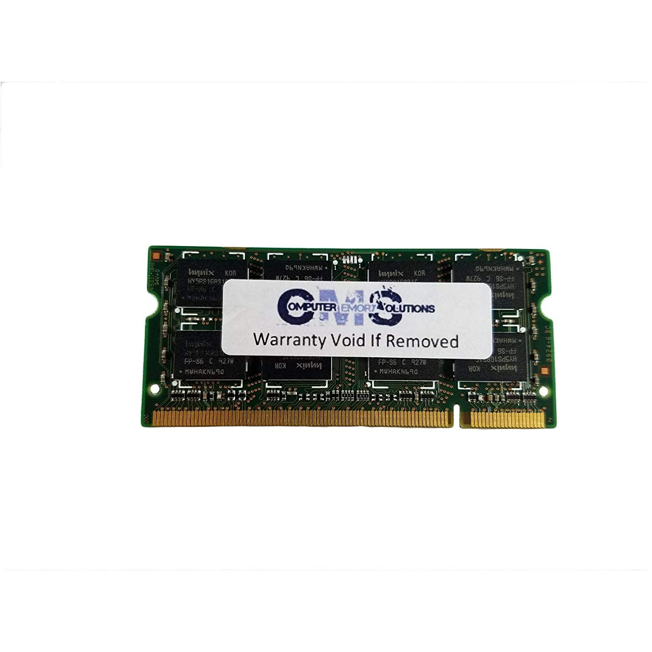2Gb Sodimm Ram Memory Compatible with Asus Eee Pc 1001P, 1001Px, 1002Ha, 1002Hag Ddr2 Sodimm By CMS (A38)