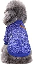 CHBORLESS Pet Dog Sweater Warm Dog Pajamas Soft Cat Sweater Puppy Clothes Small Dogs Sweater Winter Doggie Sweatshirt
