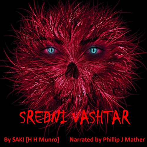 Sredni Vashtar audiobook cover art