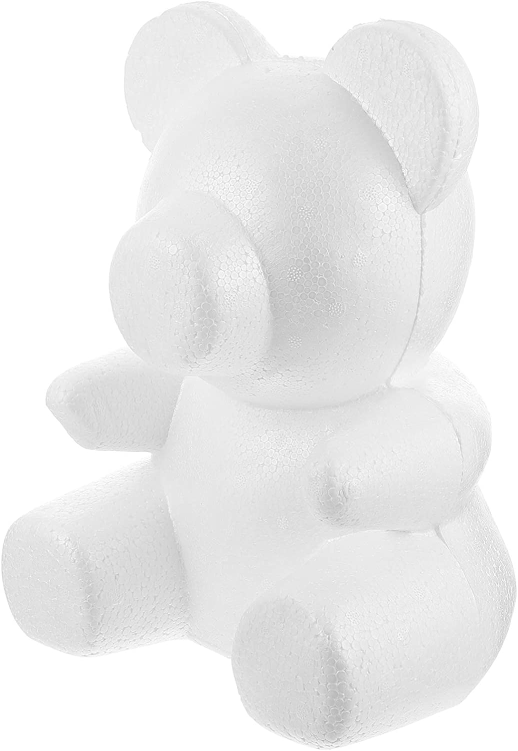 Be Outlet sale feature super welcome HEALLILY 1pc Foam Bear Bea Balls Polystyrene Rose