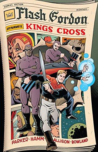 Flash Gordon: Kings Cross (English Edition)