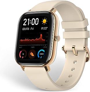 Amazfit GTS Smartwatch Fitness tracker con multitud de perfiles de actividad físcia y con GPS embebido, resistencia al agu...