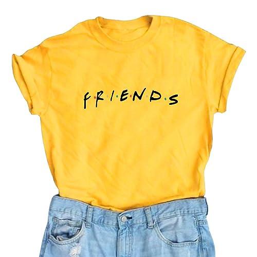 5dcbba8c LOOKFACE Women Friends TV Show Graphic Cute T Shirts Cotton Ideas
