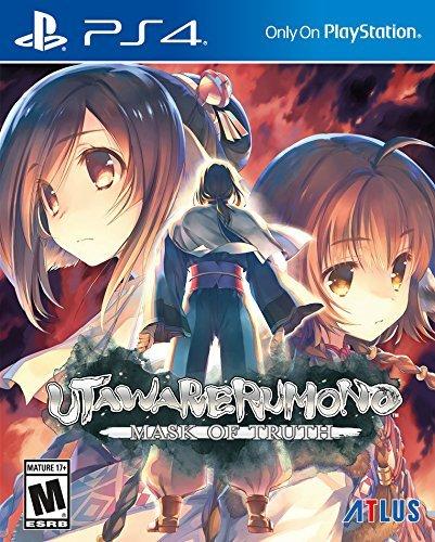 Utawarerumono: Mask of Truth - PlayStation 4 - Standard Edition