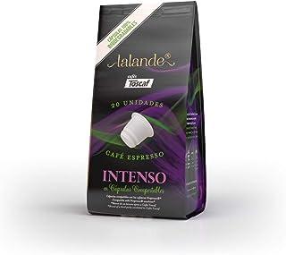 comprar comparacion Toscaf 70232 Cápsulas Compostables Intenso Compatibles Nespresso 20 Unidades, 104 g