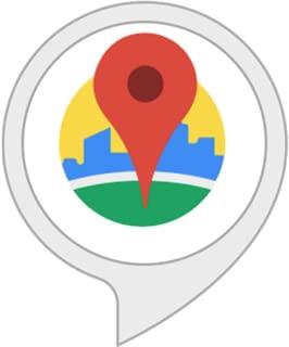 alexa google maps skill