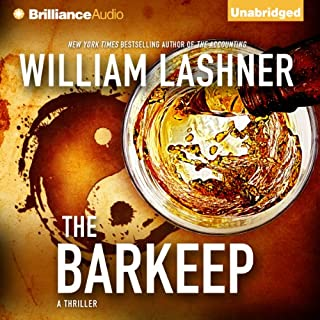 The Barkeep audiobook cover art