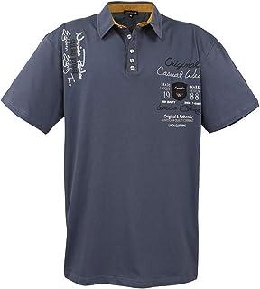 Basic Polo-Shirt Damen Baumwolle Übergröße 6 Farben S M L XL XXL 3XL 4XL 5XL WOW