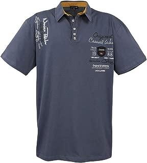 Golfshirt T-Shirt Poloshirt Kappa Polo-Shirt Langarm Baumwolle