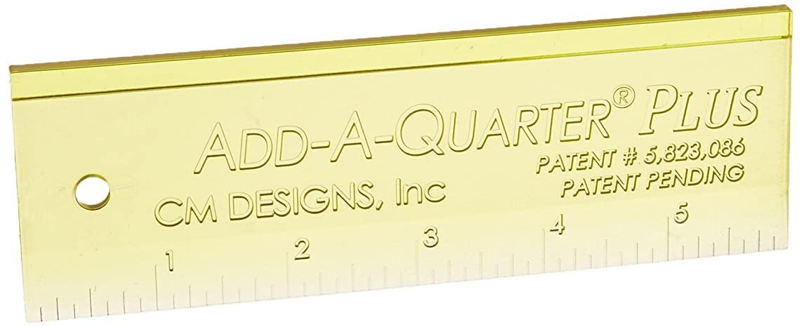 CM Designs Ruler 6
