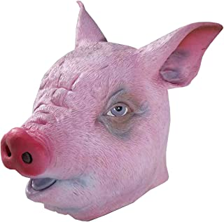 Best realistic pig mask Reviews
