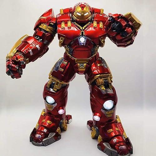 Chuangyilong Personnages de cinéma puissants, maquettes de Jouets, Marvel, Avengers, Souvenirs Collectionneurs Artisanat Cadeaux, Jouet de Statue de 26cm