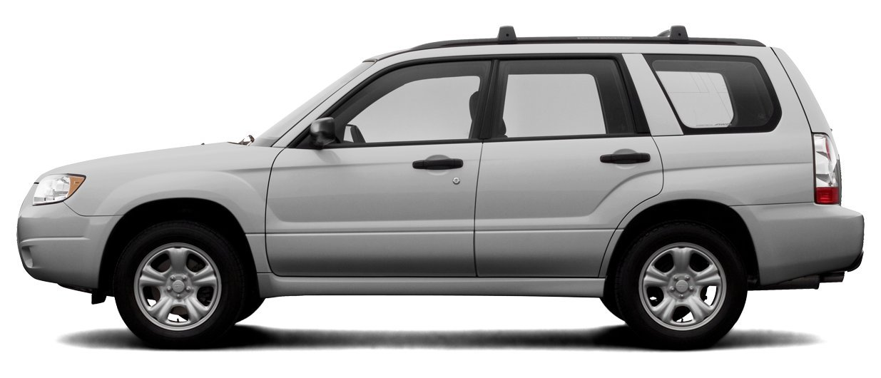 2006 subaru forester reviews images and specs vehicles. Black Bedroom Furniture Sets. Home Design Ideas