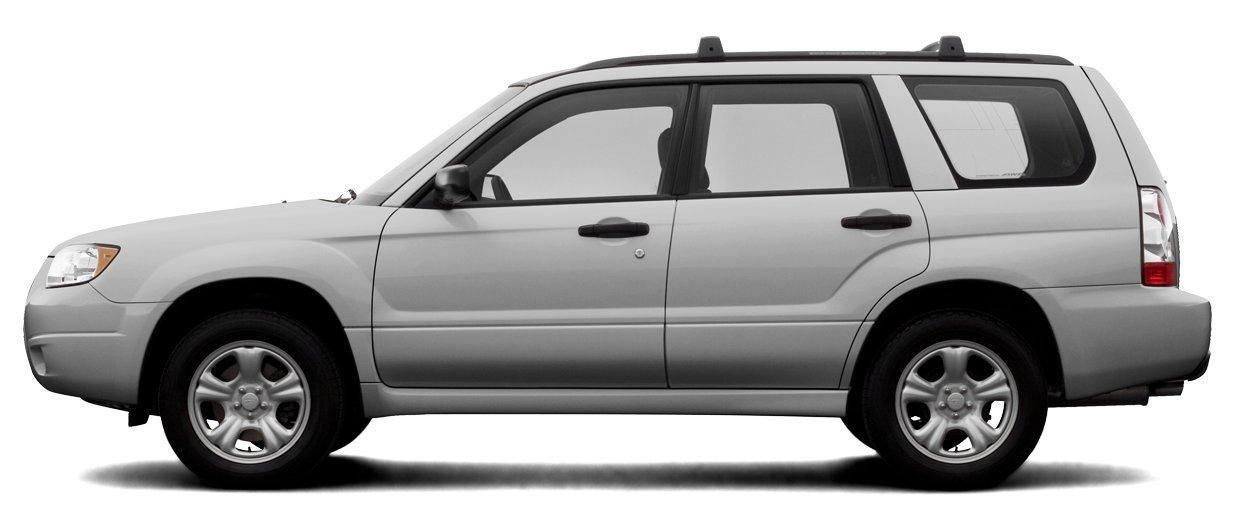 Amazon com: 2006 Subaru Forester Reviews, Images, and Specs