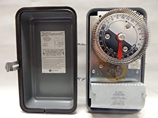 CUTLER HAMMER CHEM1015R4 SPDT NEMA 3R INDOOR-OUTDOOR TIME CLOCK 24 HOUR WITH 15 MINUTE OPERATIONS 5 AMP 480 VOLT