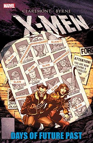 X-Men: Days of Future Past (Uncanny X-Men (1963-2011)) (English Edition)