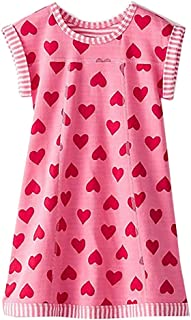 heart dress kids