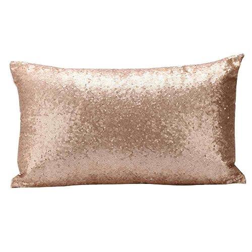 Gold Throw Pillows Amazon Co Uk
