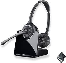 Plantronics CS520 Wireless Headset System Bundle
