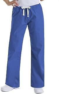 Landau Urbane Essentials 9502 Relaxed Drawstring Pant Royal Blue XXS