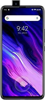 UMIDIGI S5 Proスマートフォン シムフリー スマホ本体 Android 10.0 ポップアップ セルフィカメラ 内蔵指紋センサー 6.39インチFHD+フルスクリーン Helio G90Tゲームプロセッサ グローバルLTEバンド対応6GBRAM+256 GB ROM AU使えます(一年保証)コスミックブラック