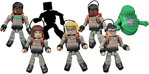 Ghostbusters 2016 Minimates Series 1, Sealed Case of 12