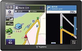ユピテル 7インチ 4ヶ国語対応 ポータブルカーナビ WNB75ML ワンセグ オービス情報/マップル旅行ガイドブック130冊分収録 2019年最新地図 【Amazon・直販店限定】 WNB75ML