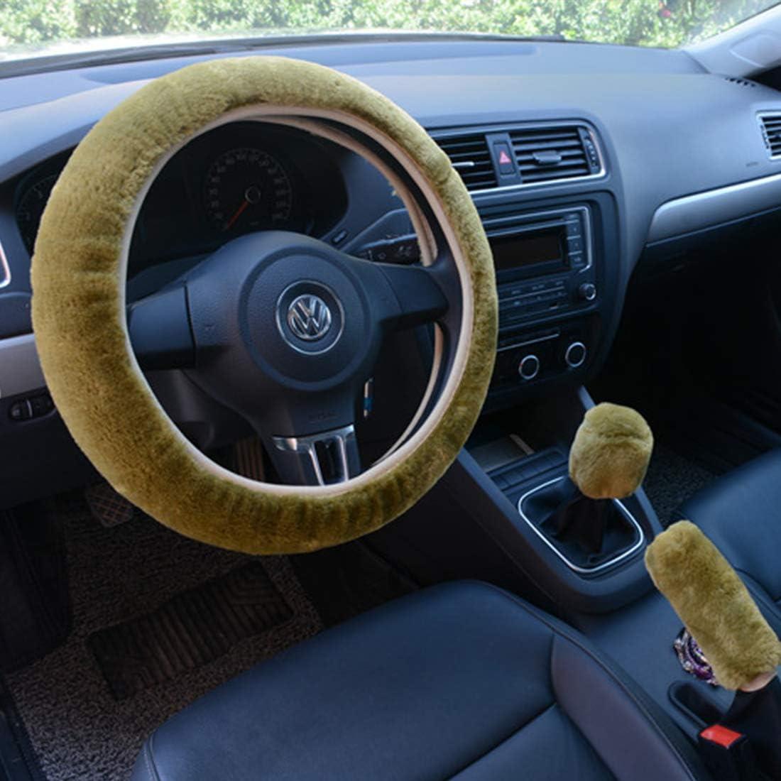 Andux FXPT-01 Housse de frein /à main antid/érapante pour voiture