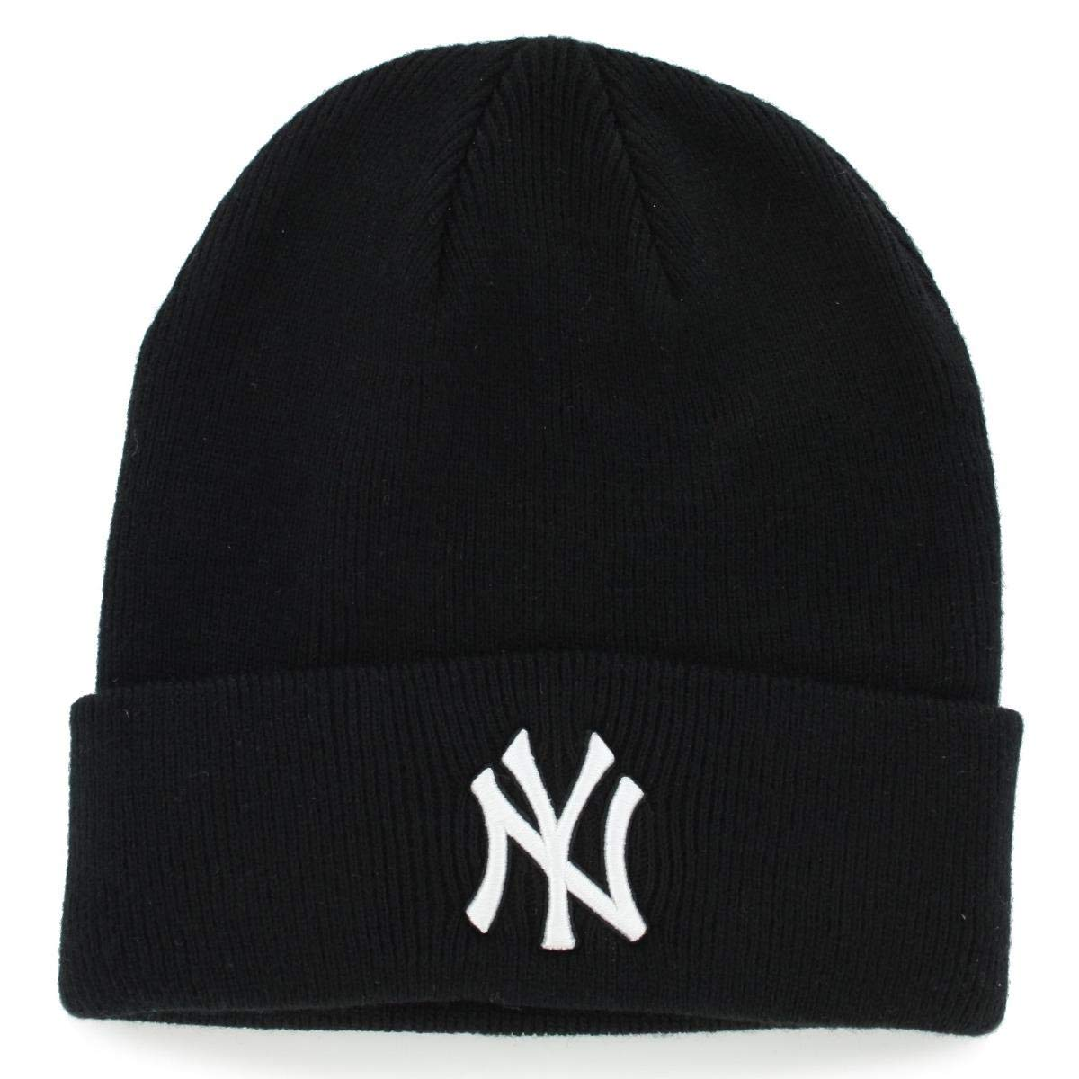 47 Brand Cuffed Beanie Hat MLB Raised Cuff Knit Cap