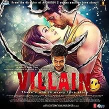 Ek Villain DVD - 2014 Hindi Movie DVD / Sidharth Malhotra / Riteish Deshmukh / Shraddha Kapoor by Sidharth Malhotra
