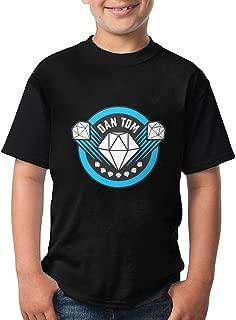 dantdm logo shirt