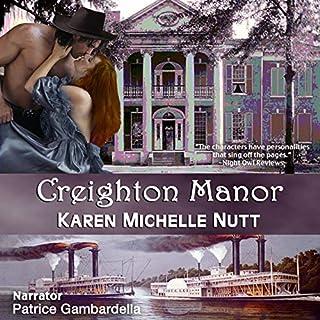 Creighton Manor audiobook cover art
