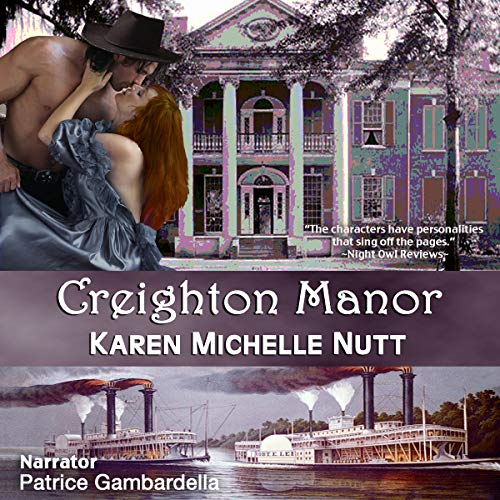 Creighton Manor audiobook cover art