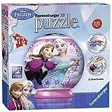 Disney Frozen Rompecabezas de 72 Piezas 3D (Ravensburger 12173)